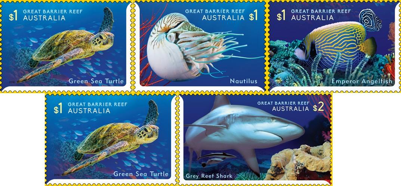 澳大利亚邮票