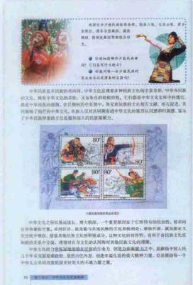 《少数民族传统体育》邮票小全张