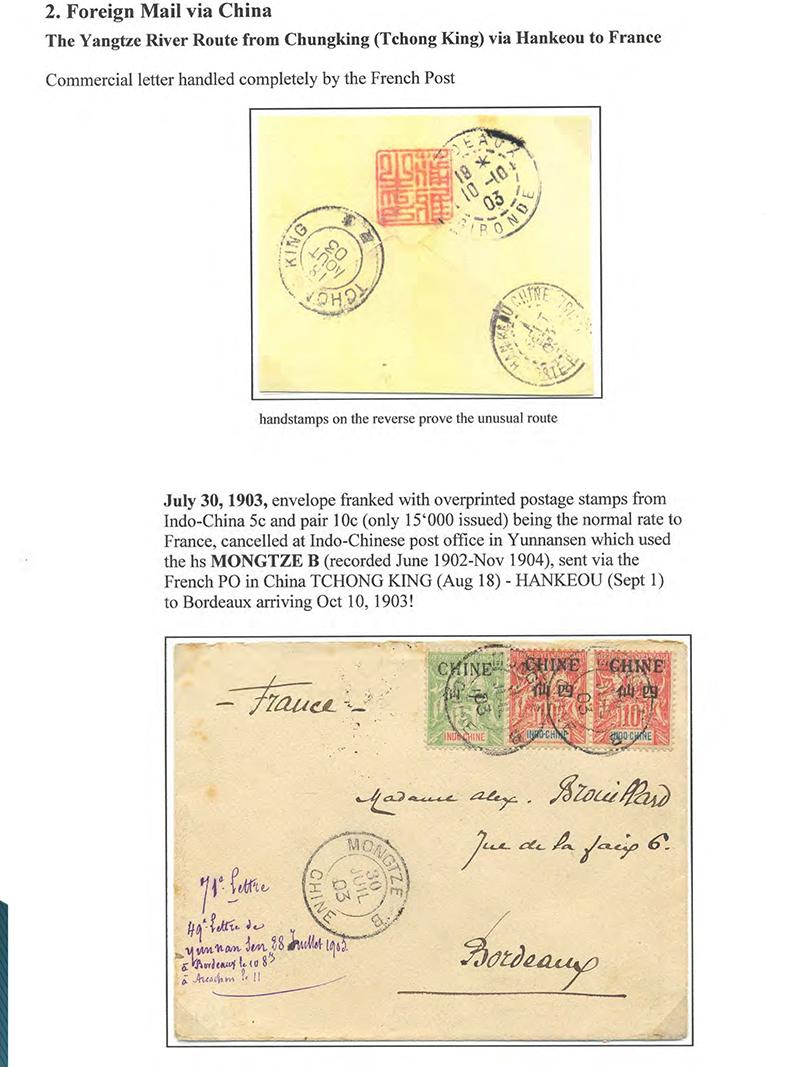 Kimmel Kurt (瑞士)的邮集