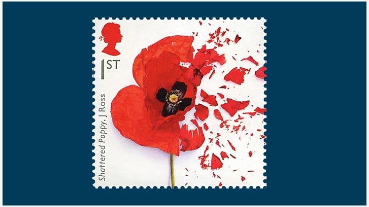 英国2017年最佳邮票评选